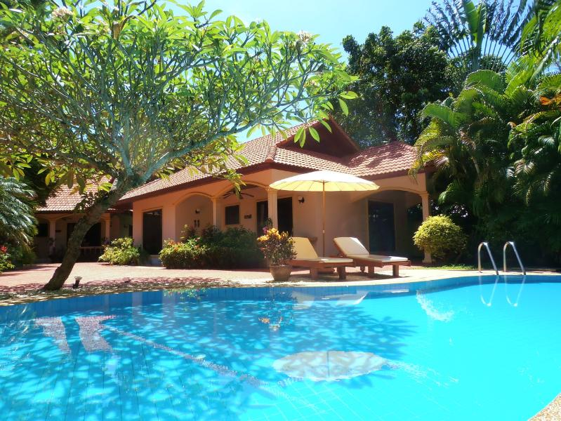 "Beautiful Coconut Lagoon Villa - ""COCONUT LAGOON"" Secluded Pool Villa in Paradise ! - Rawai - rentals"