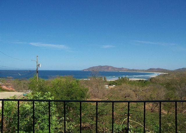 View - Great vacation condo oceanviews, a/c, shared pool, cable, private balcony - Tamarindo - rentals