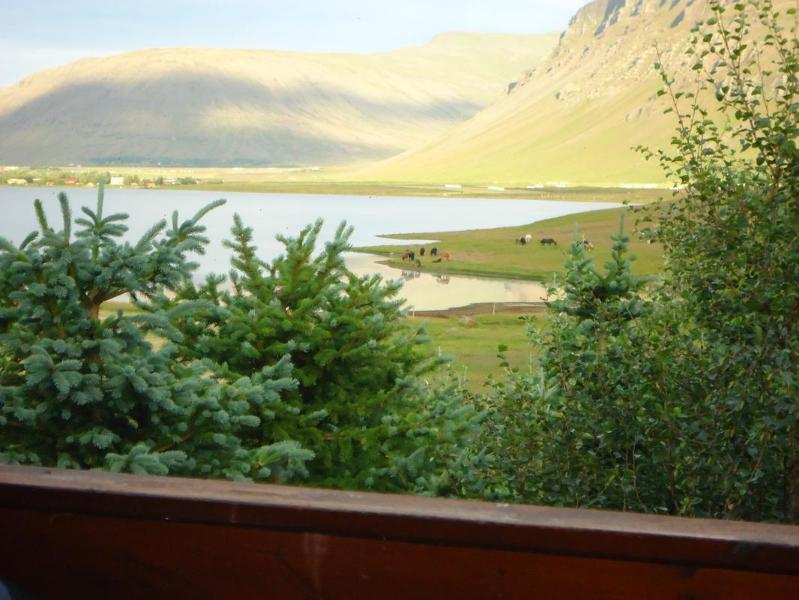 View over the lake - Cottage in Iceland - Mosfellsbaer - rentals