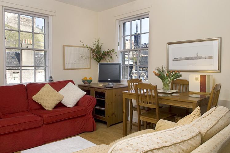 Living Room - Grassmarket - Greatbase - Edinburgh - rentals