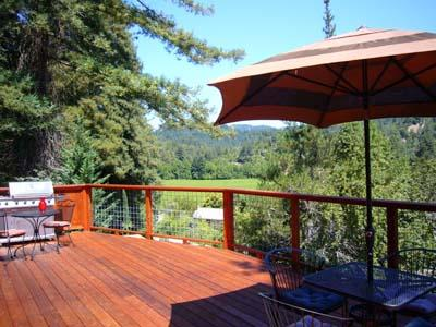 Redwood Lane Retreat, Wine Country Rental - Redwood Lane Retreat - Guerneville - rentals