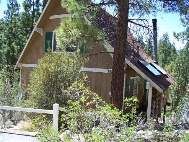 A Pine Chalet - Image 1 - Big Bear City - rentals