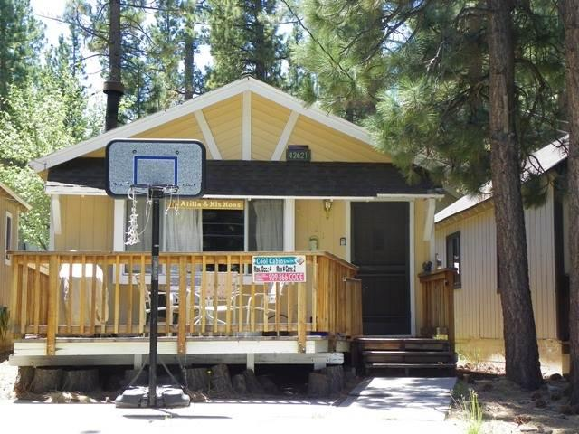 Atilla and His Huns - Image 1 - Big Bear Lake - rentals