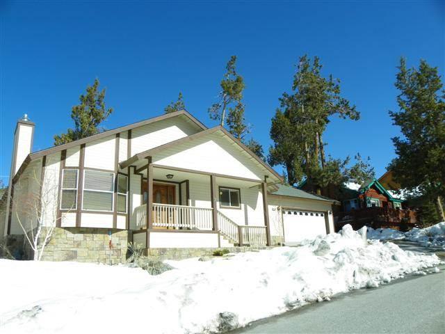 Bear Loop Chalet - Image 1 - Big Bear City - rentals