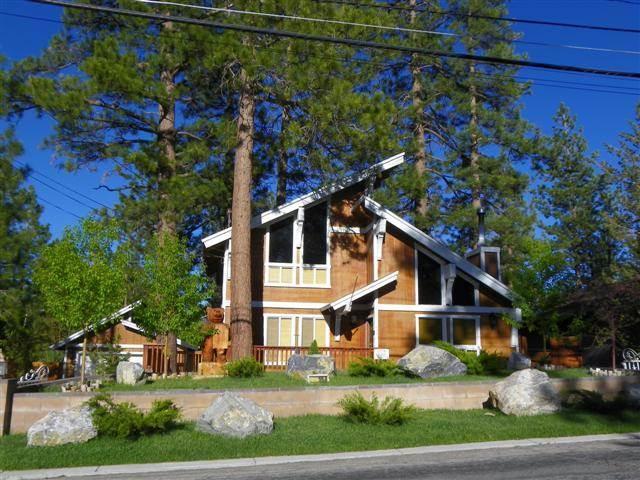 Cozy Castle - Image 1 - Big Bear City - rentals