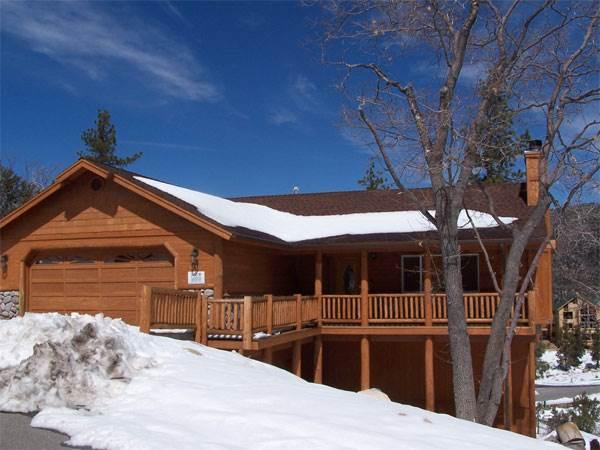 Golden Oak - Image 1 - Big Bear Lake - rentals