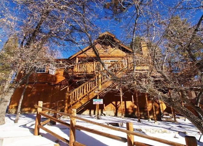 Log Haven at Bear Mountain - Image 1 - Big Bear Lake - rentals