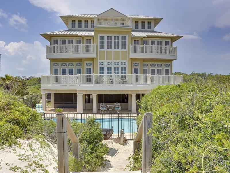 Kyma - Image 1 - Saint George Island - rentals