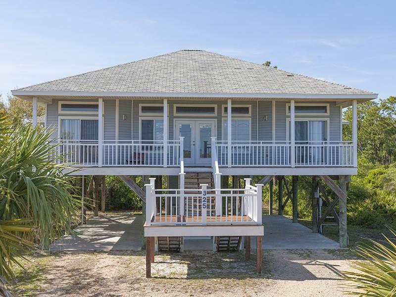 Lattimer House - Image 1 - Saint George Island - rentals