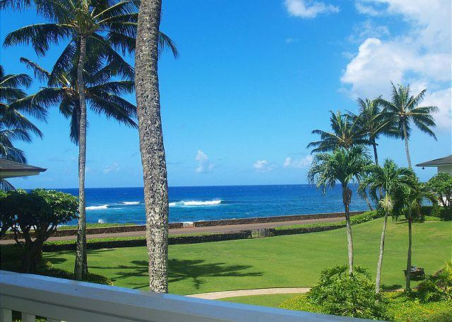 Poipu Kapili 46: Spacious 1br/2ba, great view, close to beach in sunny Poipu - Image 1 - Koloa - rentals