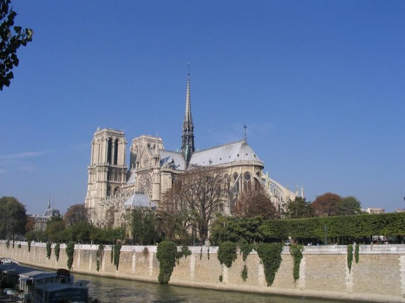 Notre Dame Cathedrale close by-1BR-St Germain #405 - Image 1 - Paris - rentals