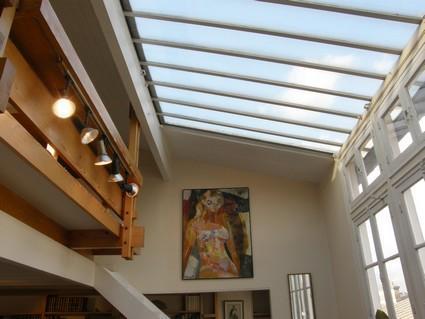 Penthouse LatinQuarter-5 people  terrace - Image 1 - Paris - rentals