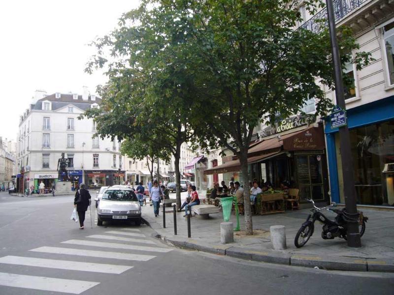 parisbeapartofit - St Germain Des Prés 1BR (168) - Image 1 - Paris - rentals
