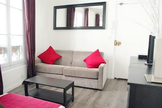 Cute Cheap Studio in the Latin Quarter of Paris - Image 1 - Paris - rentals