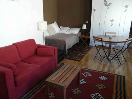 Cute and fully furnished Marais studio (rue Simon Lefranc - apt #380) - Image 1 - Paris - rentals