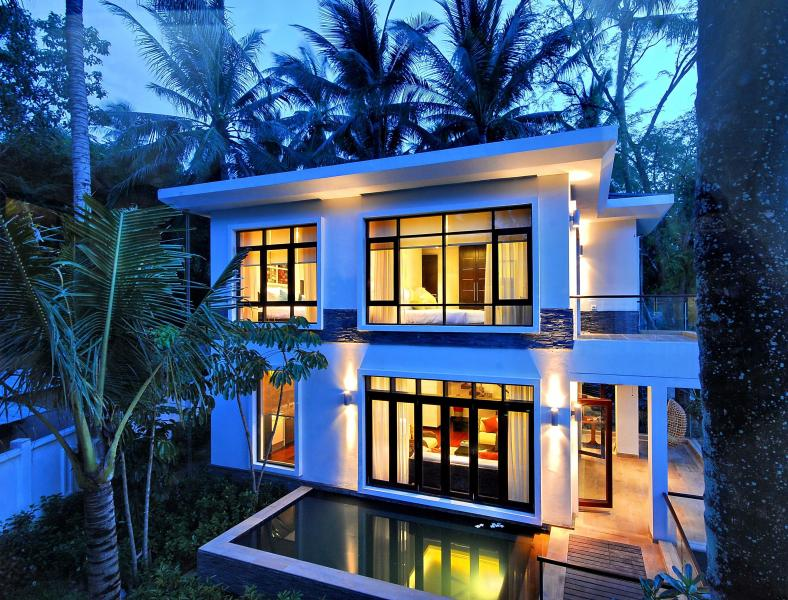 Cozy 2-bedrm Villa at Beachfront Resort - Image 1 - Koh Samui - rentals