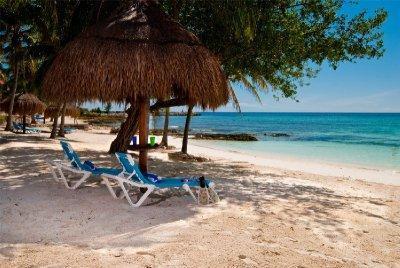 Chac Hal Al beach - Ocean & beach views Casa Linda Vista XMAS WK DEAL - Puerto Aventuras - rentals