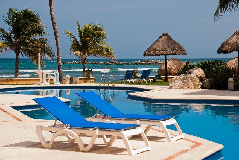 Villas del Mar - Villas del Mar II 405 Penthouse Villa Yaxche - Puerto Aventuras - rentals