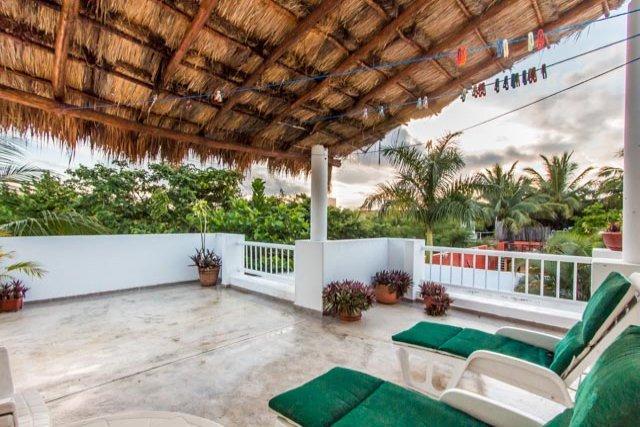 Casa de Paz - Central Location, Private Dead-End Street - Image 1 - Cozumel - rentals