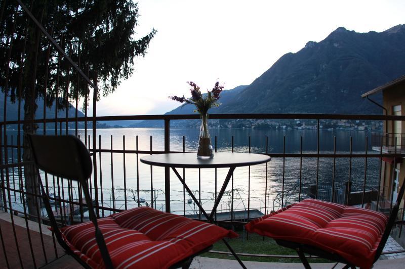 Simply stunning 180 degree Views of Lake Como - 15% OFF April - June Villa Divino w/amazing Views - Pognana Lario - rentals