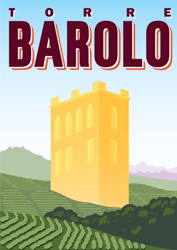Property Logo - TorreBarolo in Barolo, Cuneo, Piedmont, Italy - Barolo - rentals