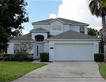 Wonderful 5BR house ideally located for park access - FH1628 - Image 1 - Haines City - rentals