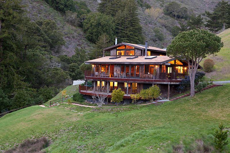 clear ridge redwood retreat - Big Sur Residence | Clear Ridge Redwood Retreat - Big Sur - rentals