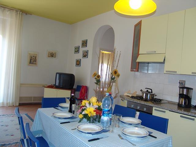 Florence Apartment Rental at Yellow Apartments - Image 1 - Florence - rentals