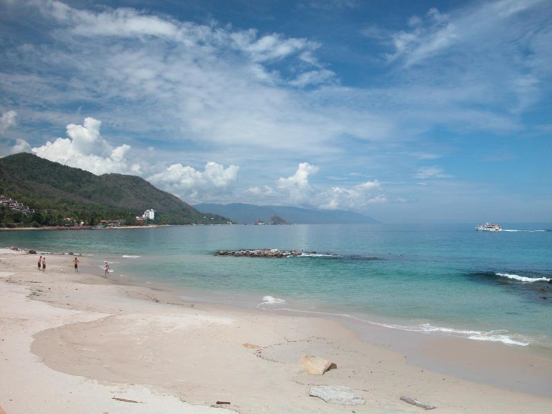 Your beach in front of Villa Karaway - On Sandy Beach - $90/night/guest - All inclusive! - Puerto Vallarta - rentals