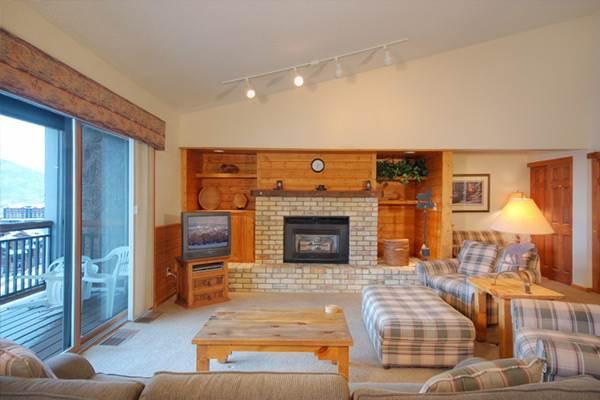 Norwegian Log Condominiums - NL205 - Image 1 - Steamboat Springs - rentals