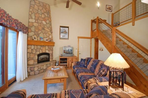 The Pines at Ore House - O1206 - Image 1 - Steamboat Springs - rentals