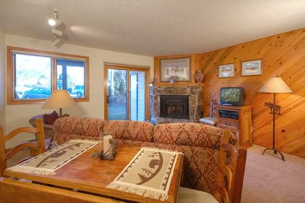 The Pines Condominiums - P103A - Image 1 - Steamboat Springs - rentals