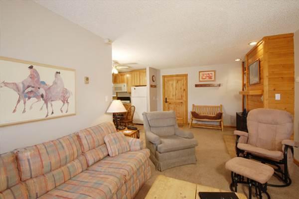 RidgeCrest Condominiums - R104B - Image 1 - Steamboat Springs - rentals