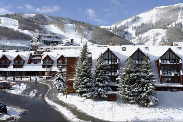 Lodge at Mountain Village 208 - Image 1 - Park City - rentals