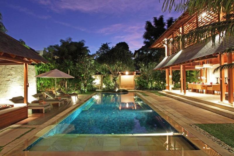 "The pool - Villa Windu Sari ... ""A Beautiful Place In Time"" - Seminyak - rentals"