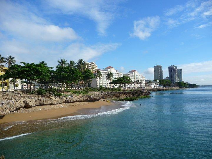 Gorgeous studio apartment with sea view  - Image 1 - Santo Domingo - rentals