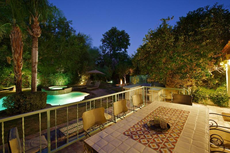 Luxury Mexican Hacienda Mini Estate on 1/2 Acre - Image 1 - Rancho Mirage - rentals