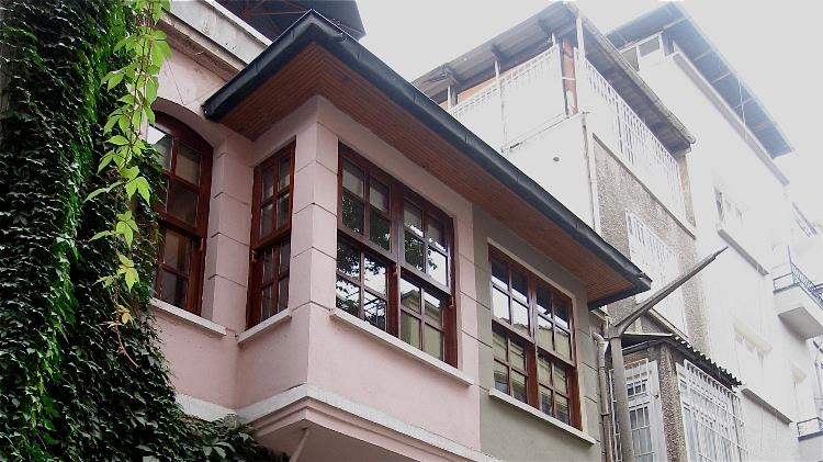 traditional turkish house - top two floors of characterful ottoman house - Istanbul - rentals