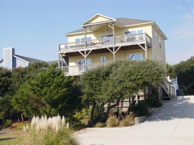 Exterior - 1 For Shore - Emerald Isle - rentals