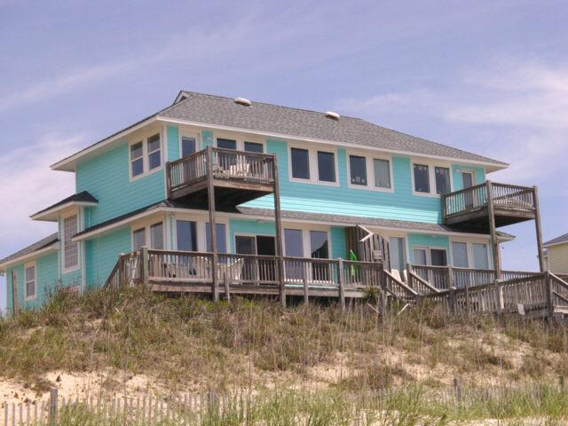 Exterior  - Crystal Charm West - Emerald Isle - rentals