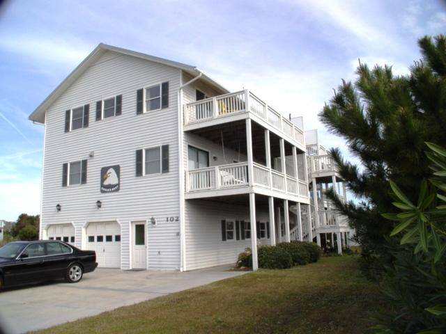 Exterior - Eagles Nest EAST - Emerald Isle - rentals