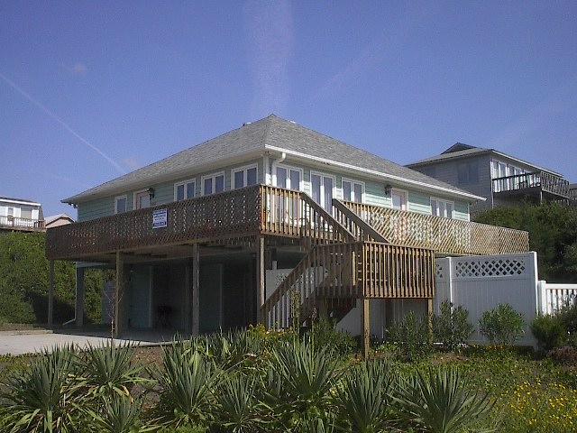 Exterior  - Mint Julep - Emerald Isle - rentals