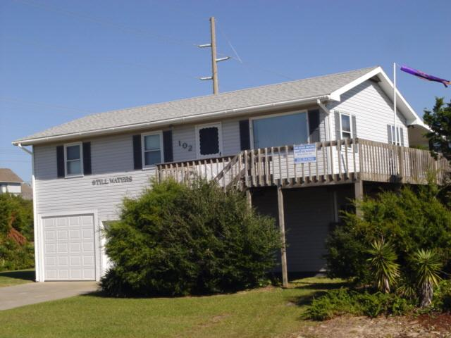 Exterior - Still-Waters - Emerald Isle - rentals