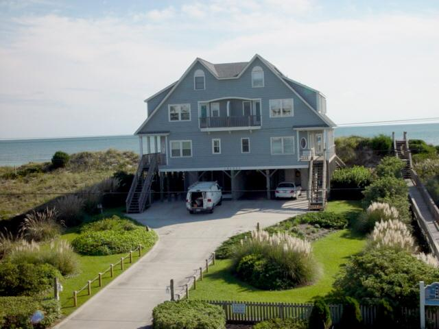 Exterior - Windoon- West - Emerald Isle - rentals