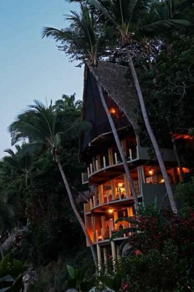 Casa Pericos - Night Life - Casa Pericos - Yelapa Best Accommodation !! - Yelapa - rentals
