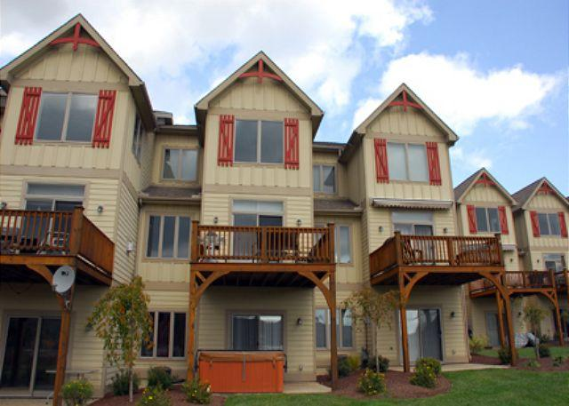 Exterior - A Perfect View - McHenry - rentals