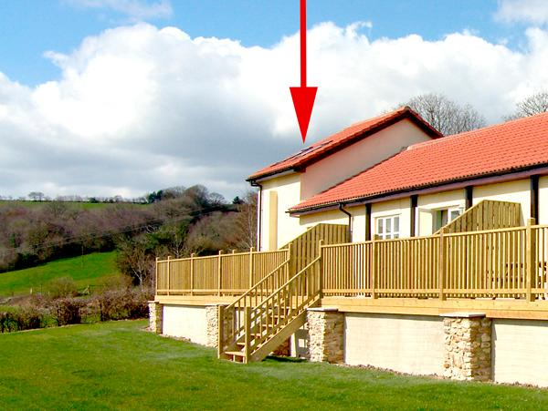 STARGAZER, pet friendly, country holiday cottage, with a garden in Upottery, Ref 2214 - Image 1 - Upottery - rentals