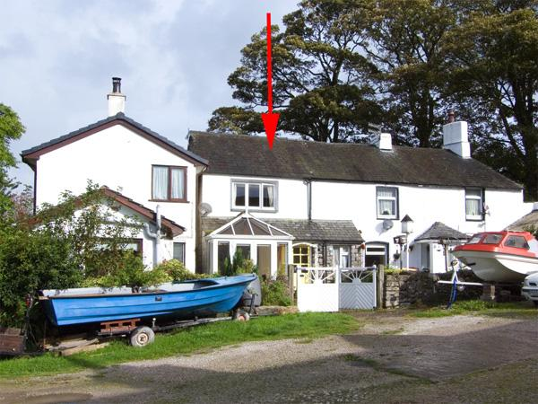 CAPE LANDINGS, pet friendly, country holiday cottage, with a garden in Great Urswick, Ref 3621 - Image 1 - Great Urswick - rentals