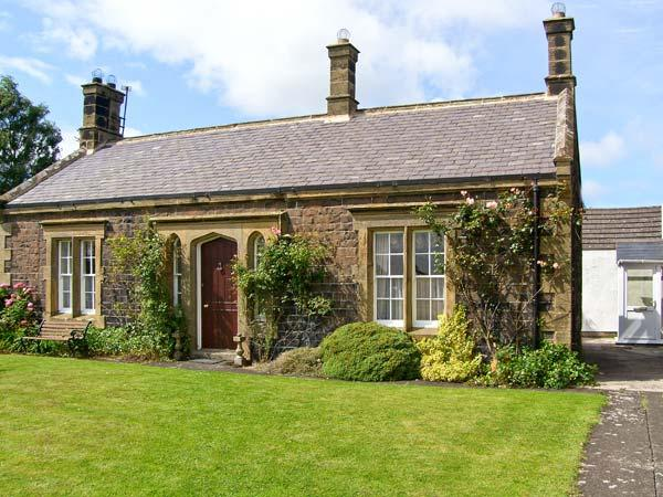 EMBLETON COTTAGE, family friendly, character holiday cottage, with open fire in - Image 1 - Embleton - rentals