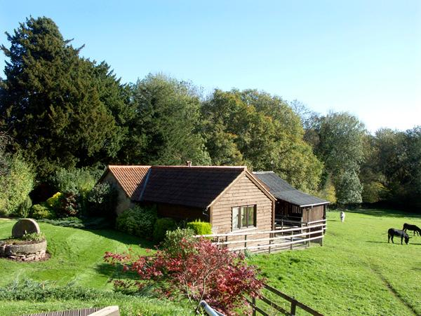 HEALER'S COTTAGE, pet friendly, character holiday cottage, with a garden in Hoarwithy, Ref 1806 - Image 1 - Hoarwithy - rentals